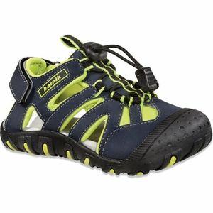 Kamik Oyster Sandals Kids green size 10 child
